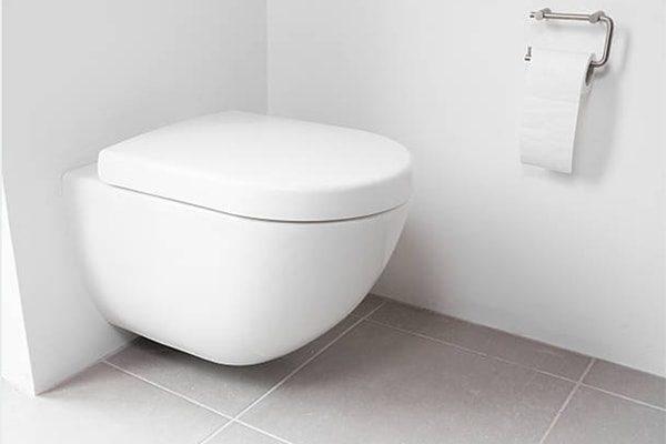 vvs helsingør - badeværelse væghængt toilet